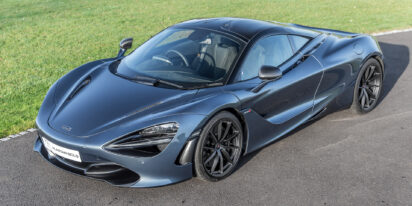 mclaren 720s peformance for sale in saros with sport exhaust for sale