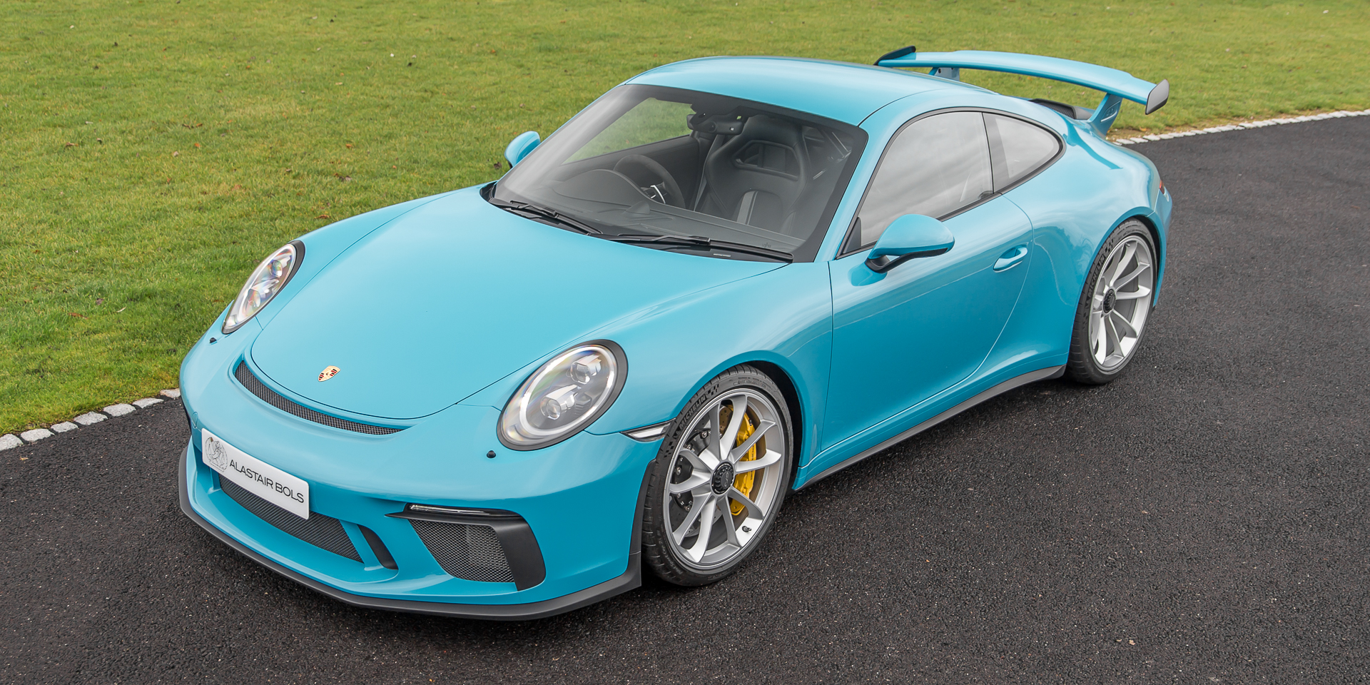 Porsche 991.2 GT3 CS – Miami Blue