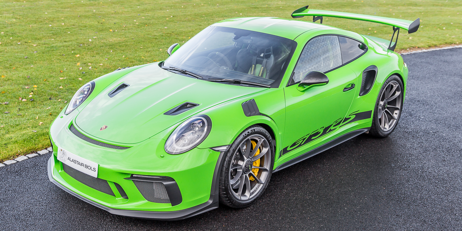Porsche 991.2 GT3RS Lizard Green