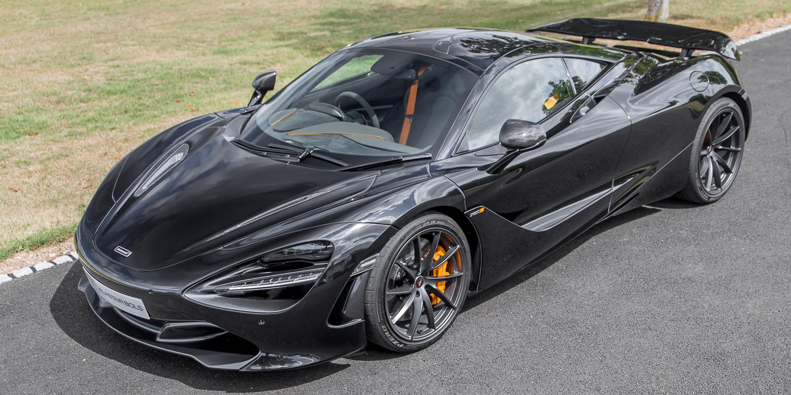 McLaren 720S Clubsport Onyx