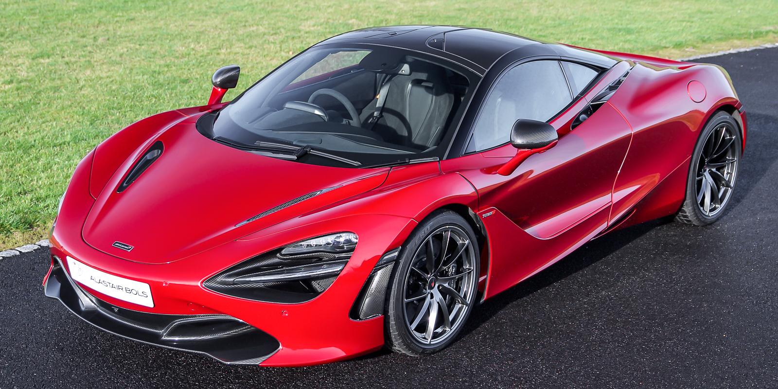 McLaren 720S Performance Memphis Red