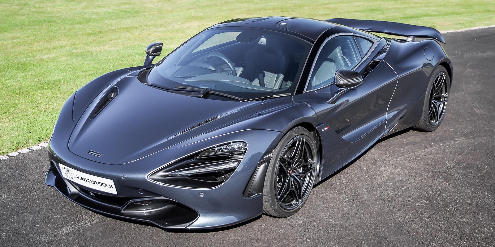 McLaren 720S Luxury Saros