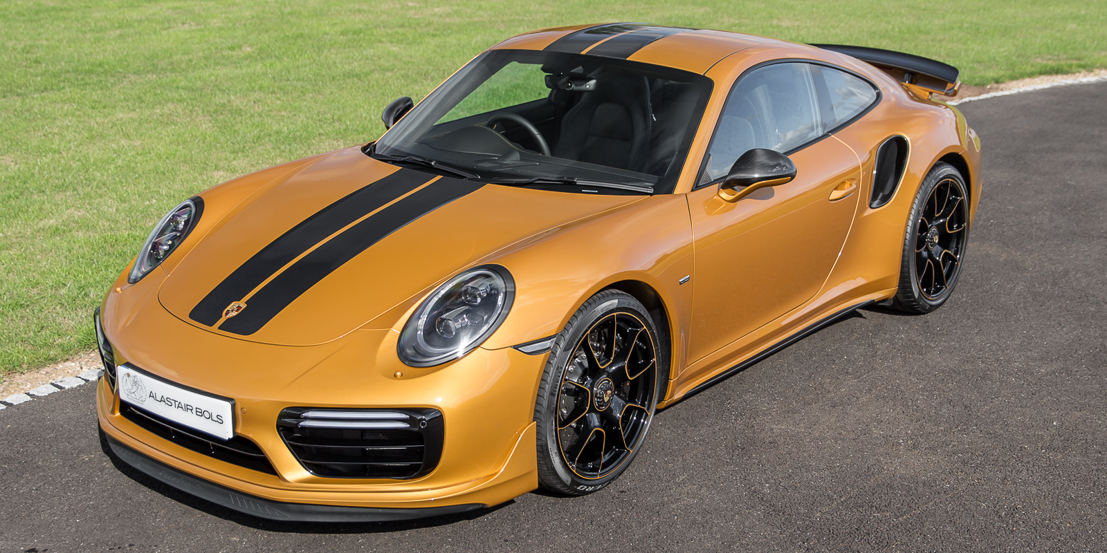 Porsche 991.2 Turbo S Exclusive Edition