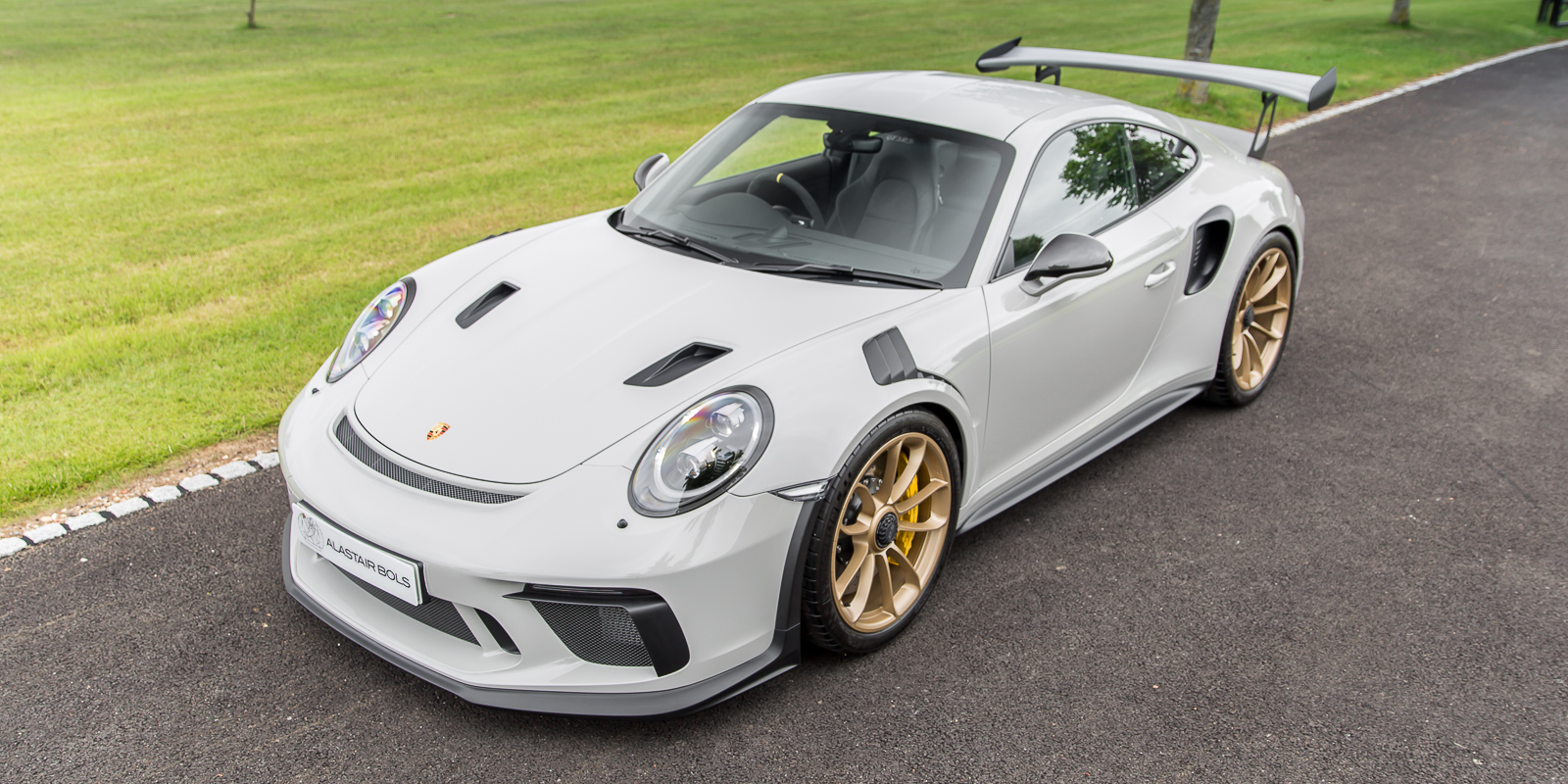 Porsche 991.2 GT3 RS Crayon Grey