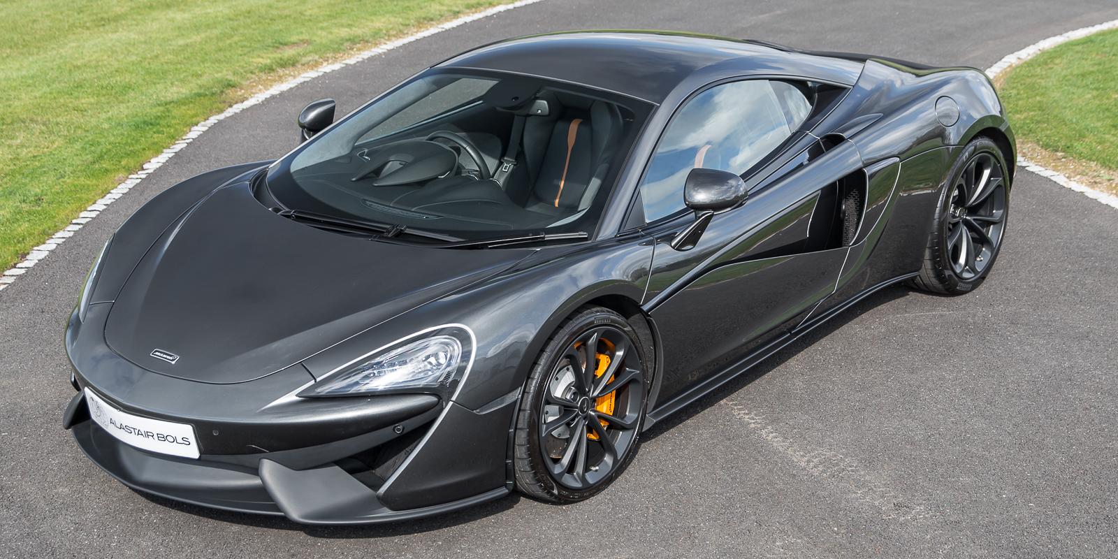 McLaren 540C Coupe Storm Grey