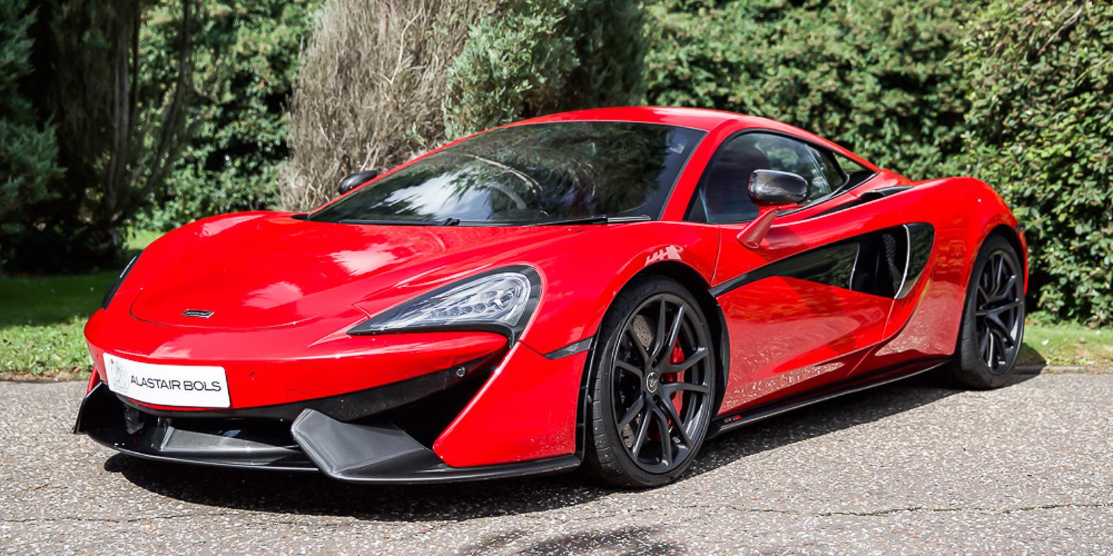 Mclaren For Sale >> McLaren 570S Coupe Vermillion Red - Alastair Bols