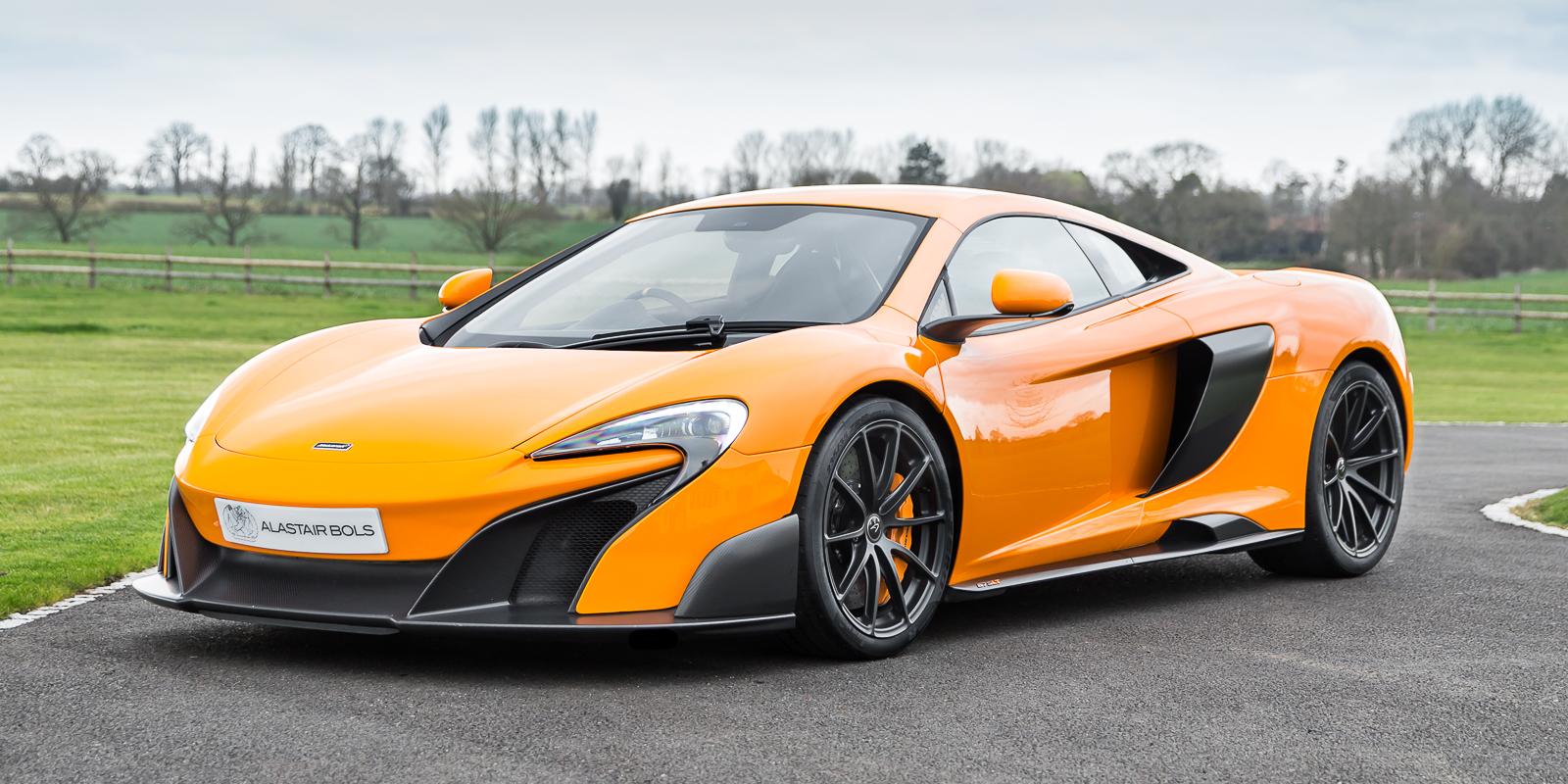 McLaren 675LT ClubSport