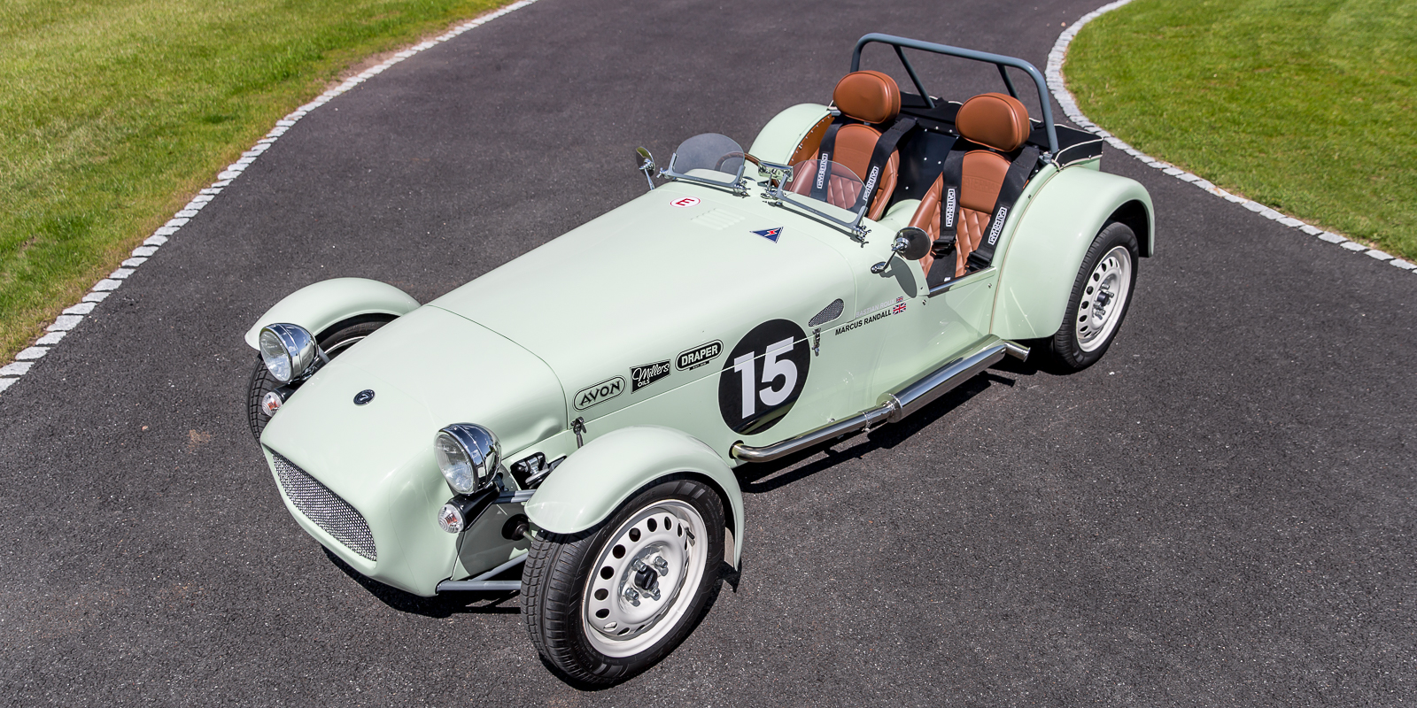Caterham 7 Super Sprint – No.7 of Limited Edition 60th Anniversary