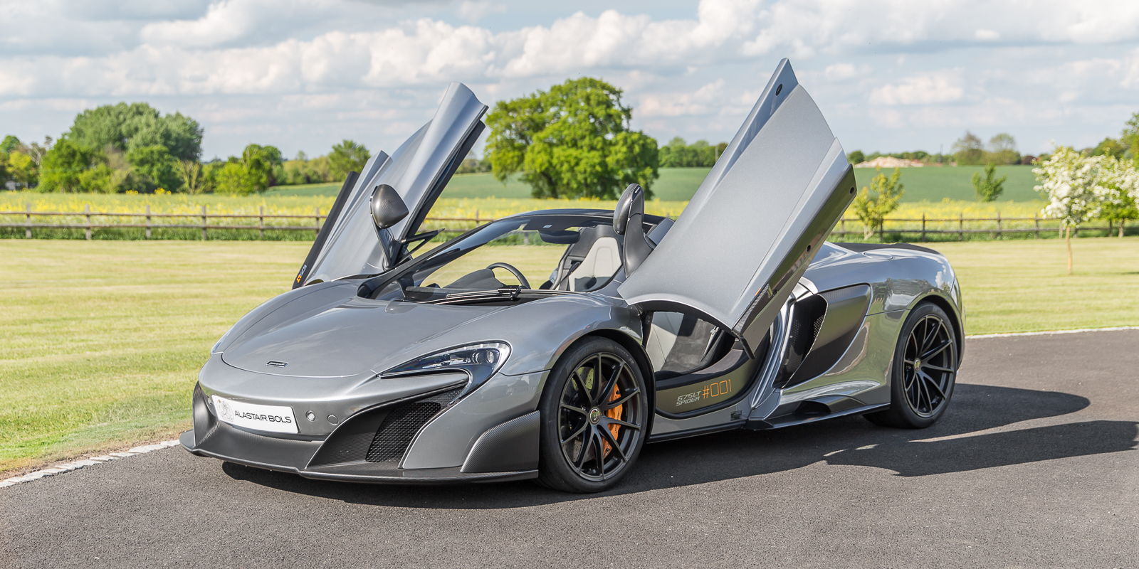 McLaren 675LT Spider – DEPOSIT RECEIVED