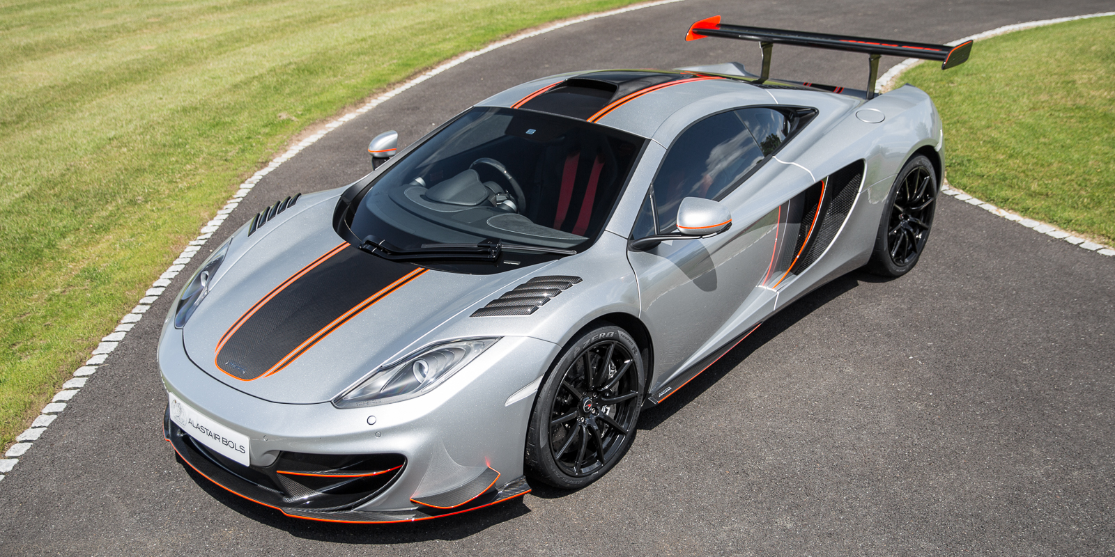 """McLaren Racing MSO 12C"" Clubsport – 1 of 1 – Unique"