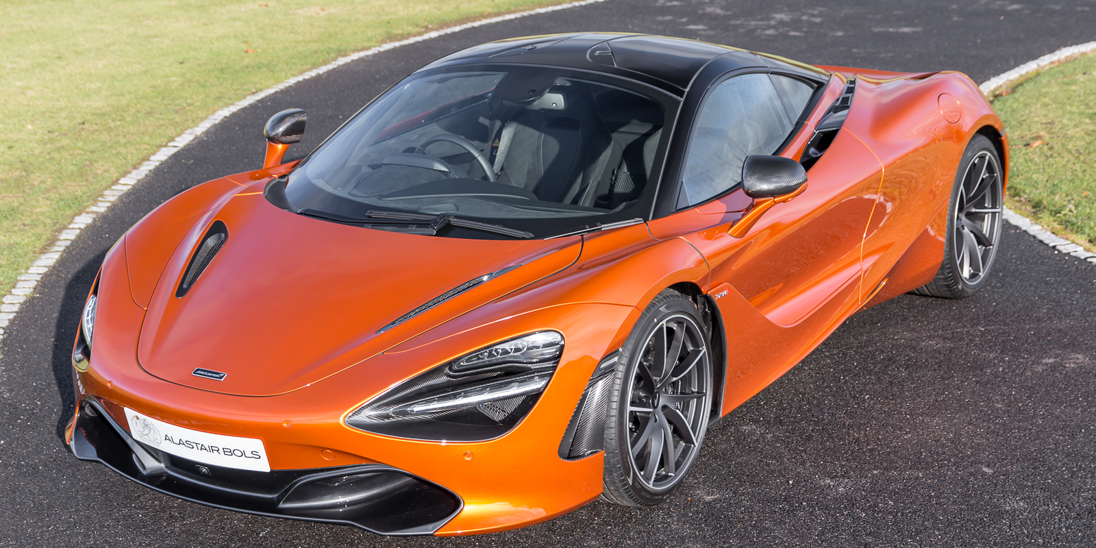 McLaren 720S Performance – Azores