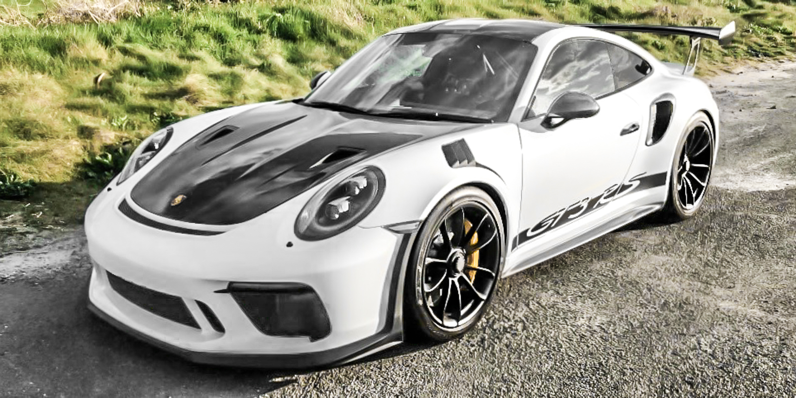 Porsche 911 GT3RS WEISSACH PACK