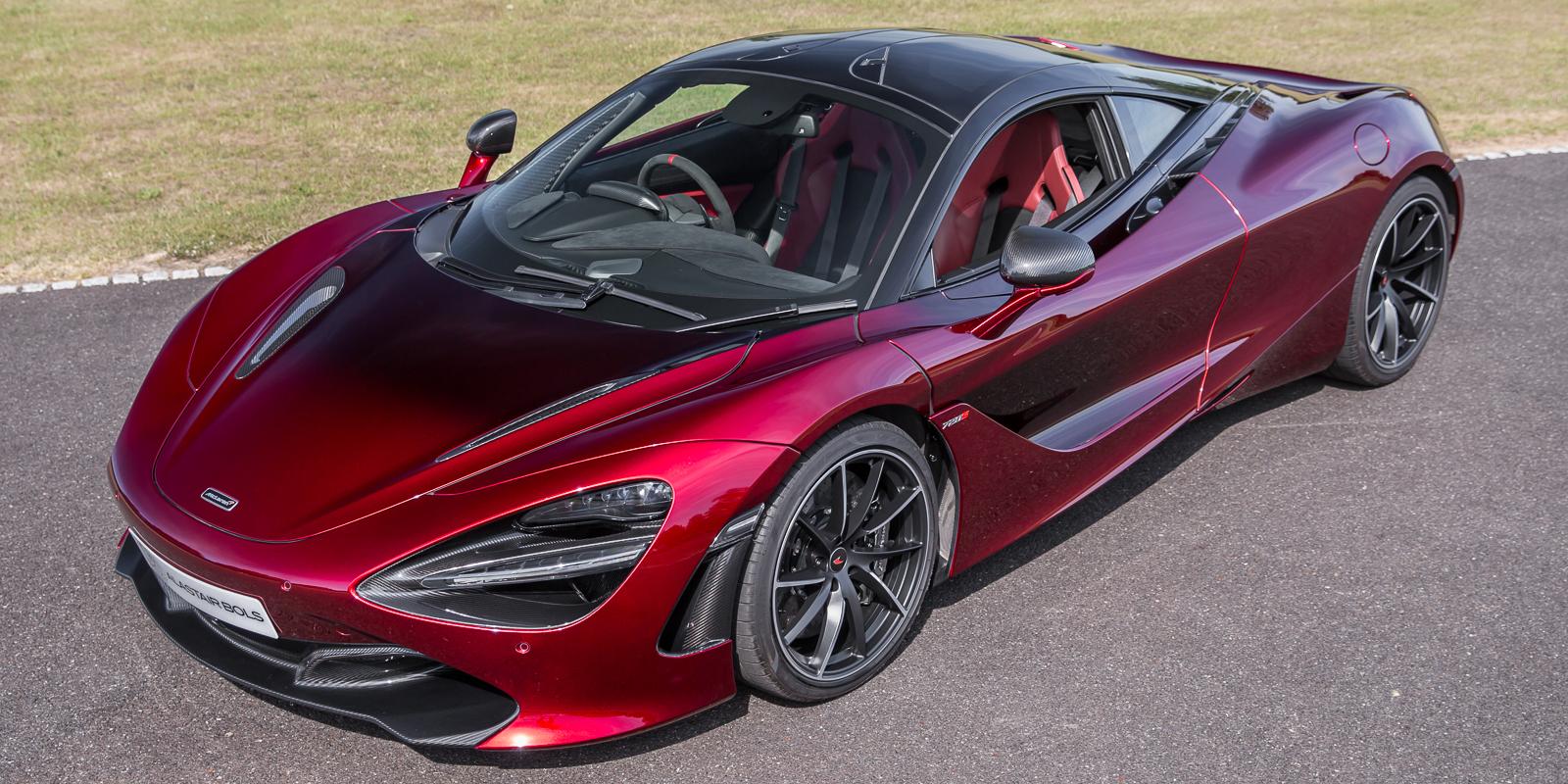 McLaren 720 Performance – MSO 1-of-1