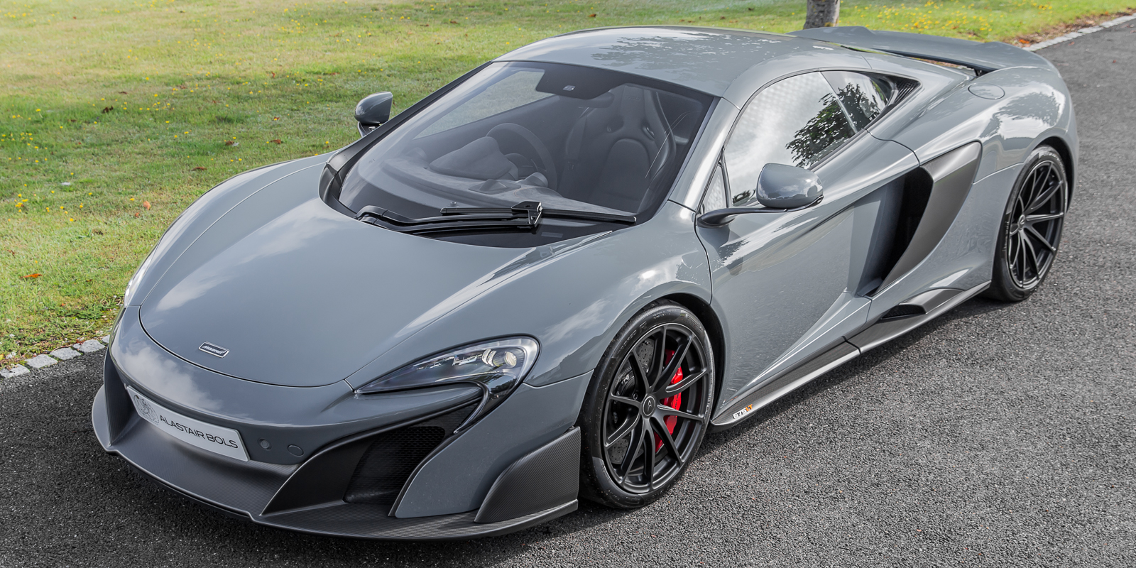 McLaren 675LT Coupe – SOLD but looking for more.