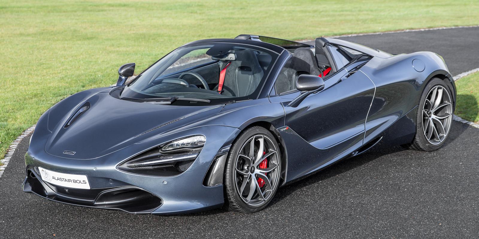 McLaren 720S Performance SPIDER – Saros