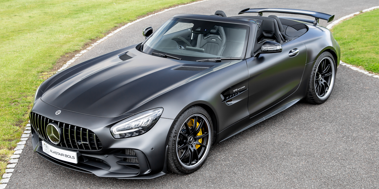"Mercedes AMG GT-""R"" Roadster"