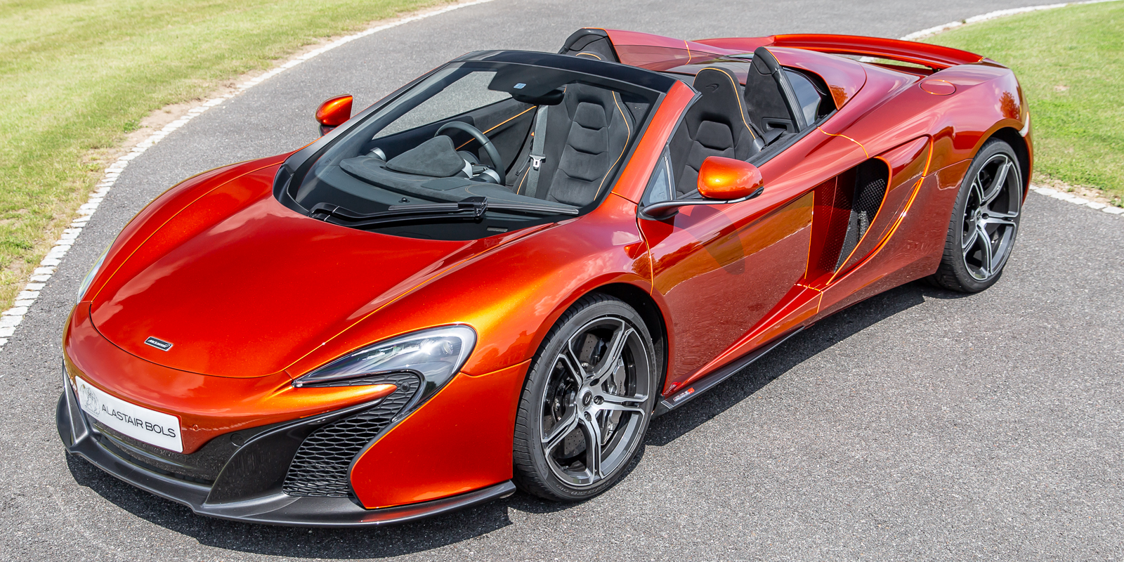 McLaren 650S Spider – LOOKING FOR OTHERS