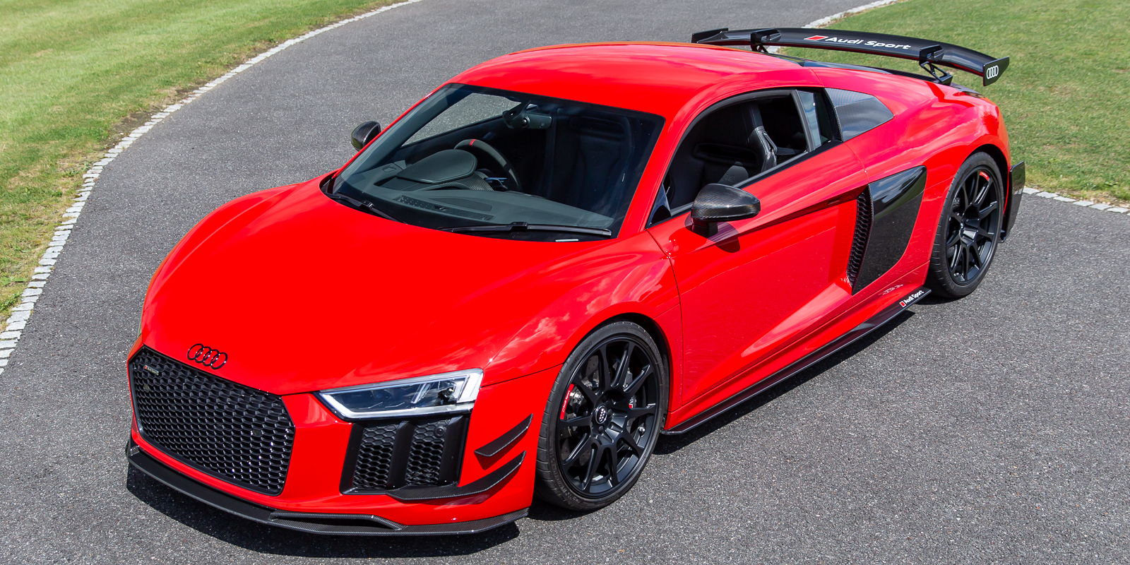 Audi R8 V120 Plus PERFORMANCE PARTS EDITION – Misano Red