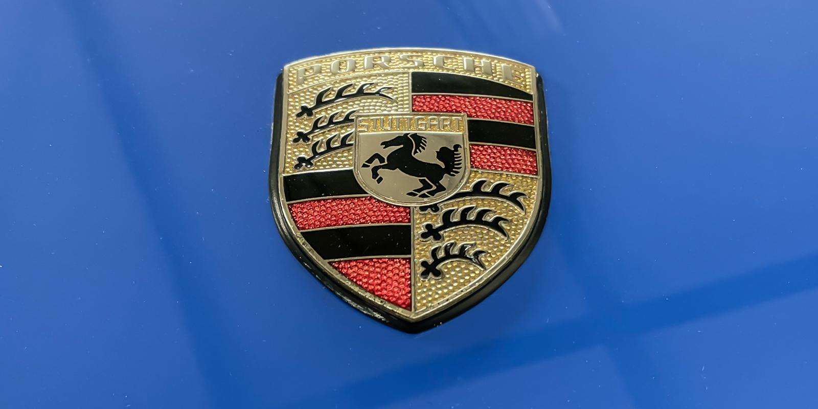 Porsche 964 RS Lightweight – Maritime Blue