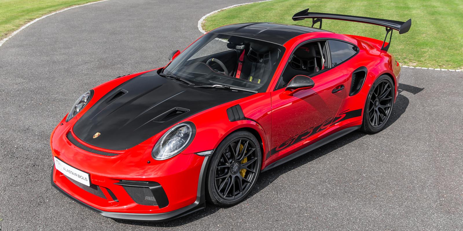 Porsche 991.2 GT3RS WEISSACH – Guards Red